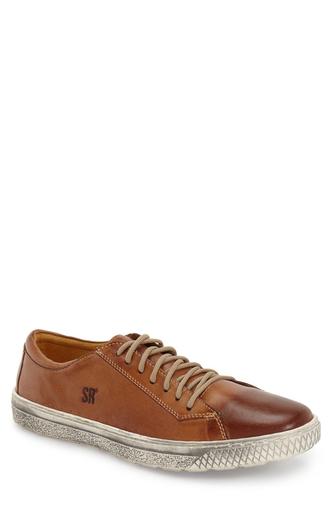 'Rolly' Sneaker,                         Main,                         color, Tan