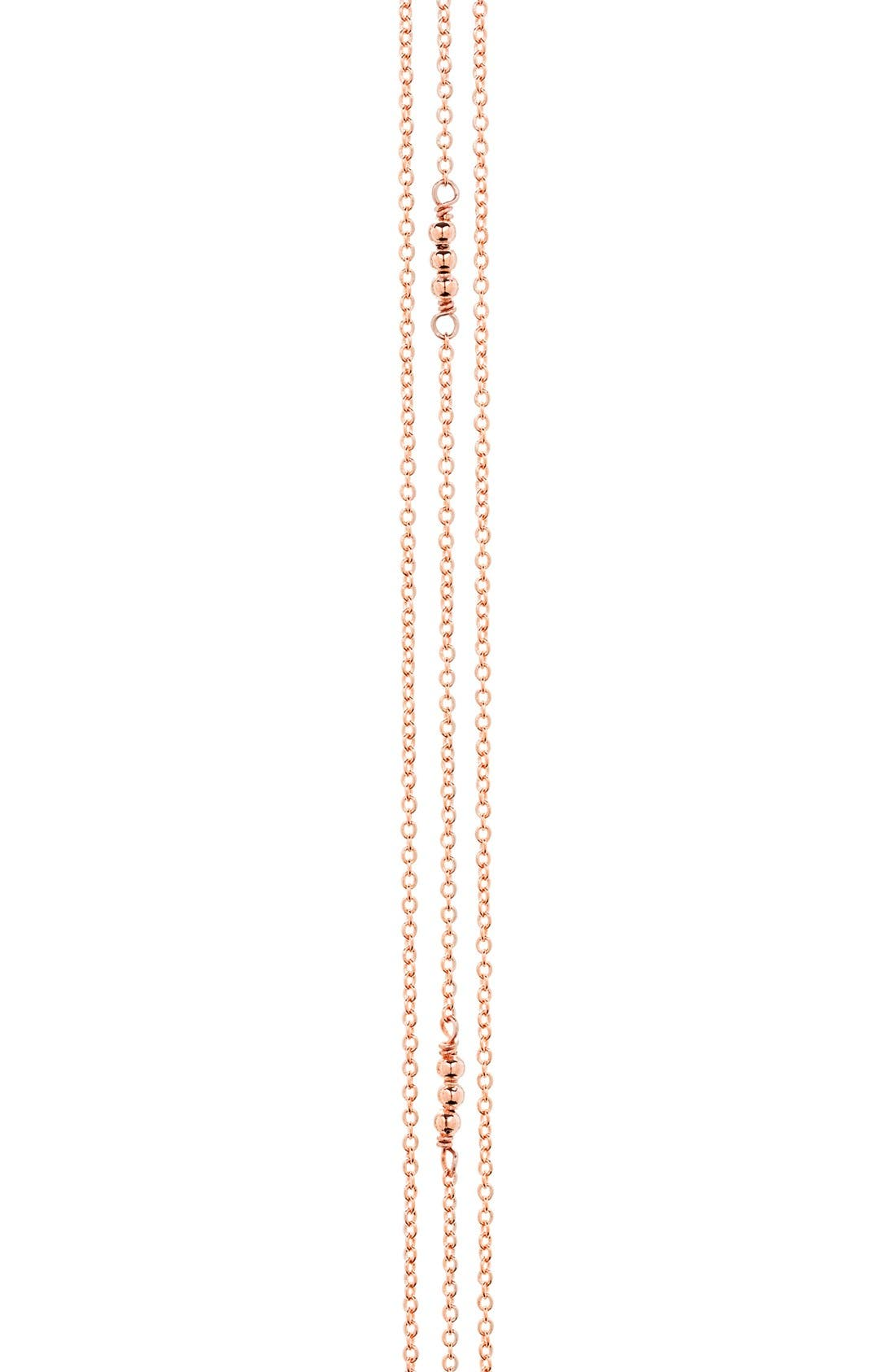 Alternate Image 2  - gorjana Joplin Multistrand Lariat Necklace