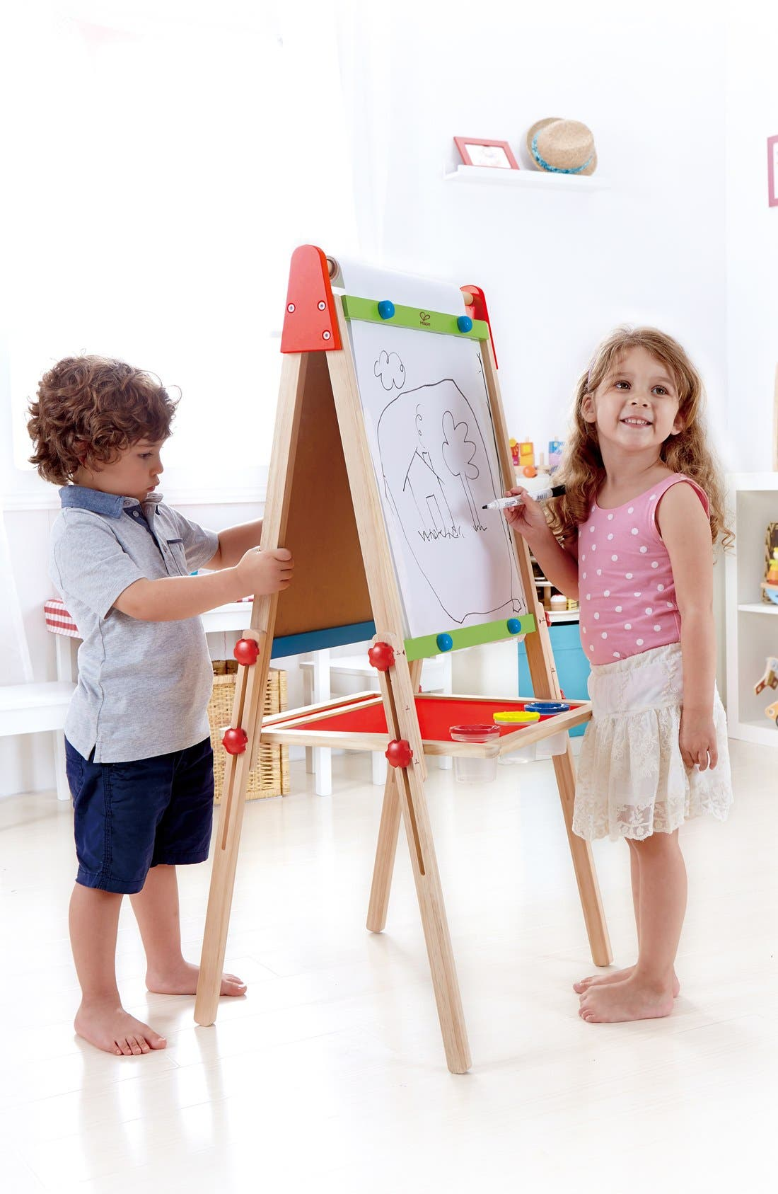 All-in-One Easel,                             Alternate thumbnail 3, color,                             Multi