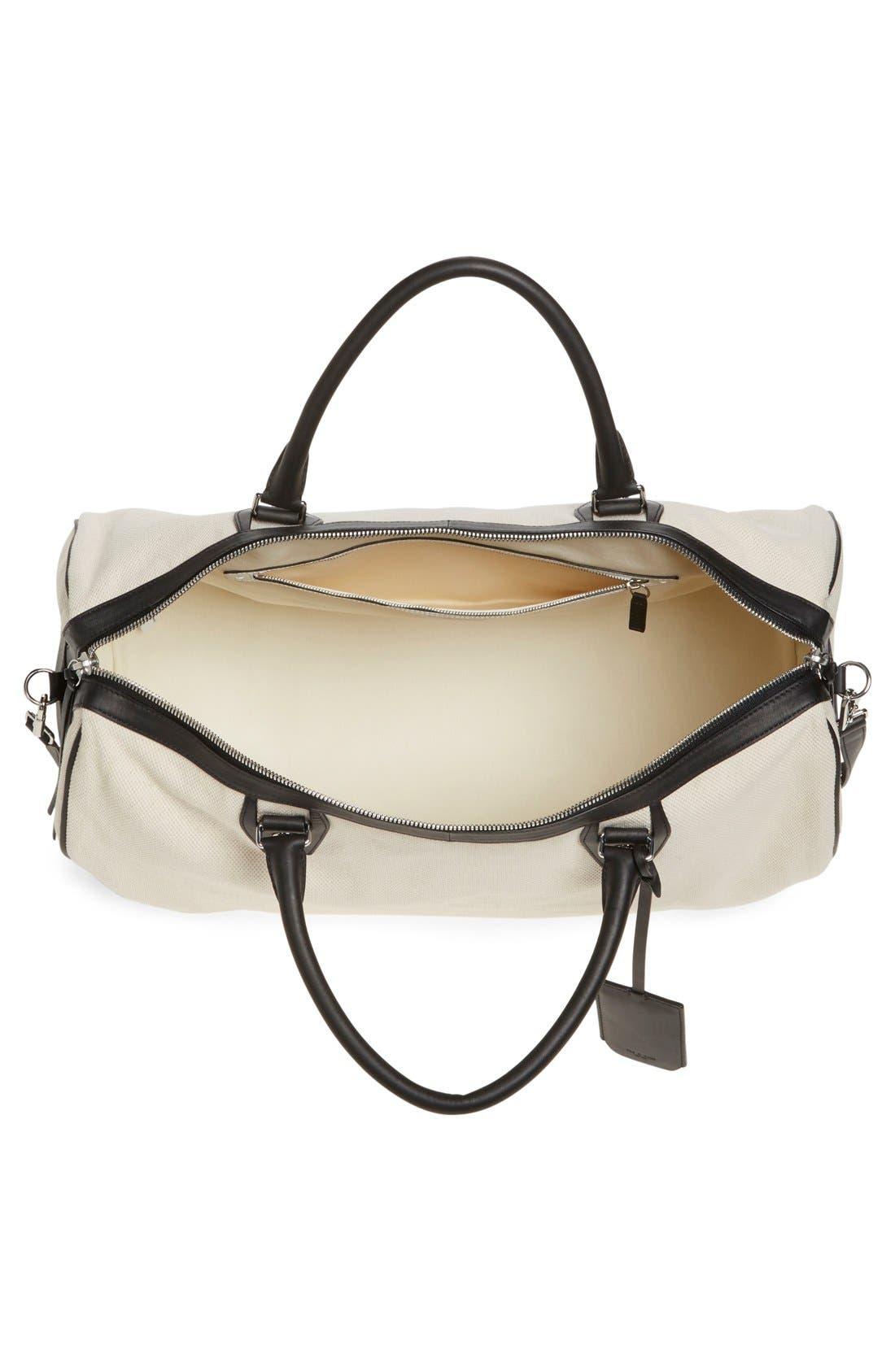 Alternate Image 3  - rag & bone 'Flight' Canvas Duffel Bag