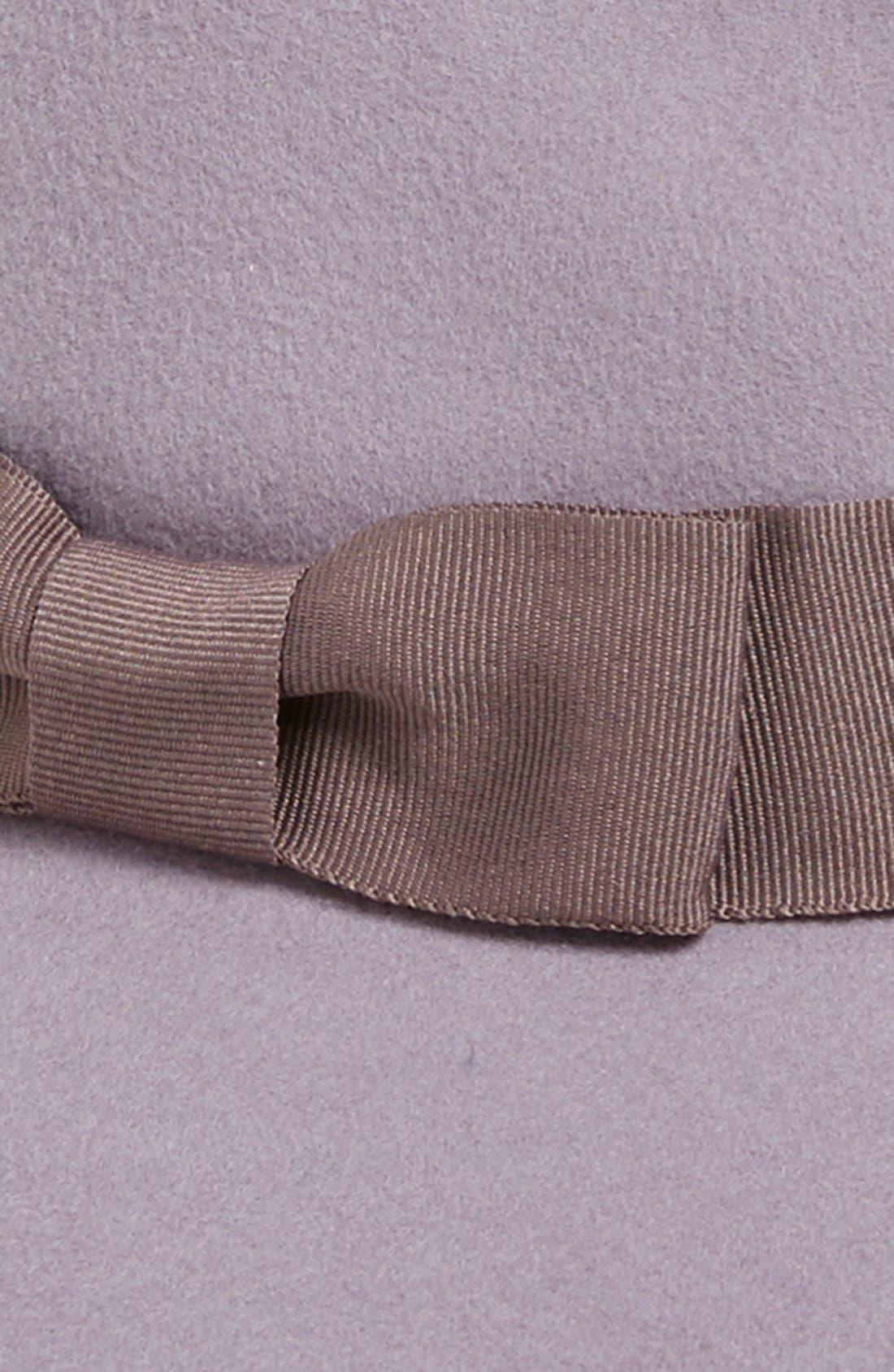 Alternate Image 2  - August Hat Pastel Wool Fedora
