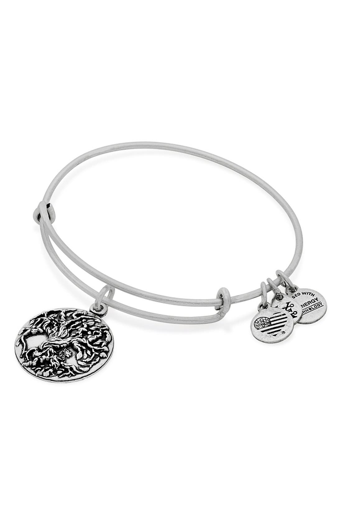 Alternate Image 4  - Alex and Ani 'Tree of Life' Bangle Bracelet
