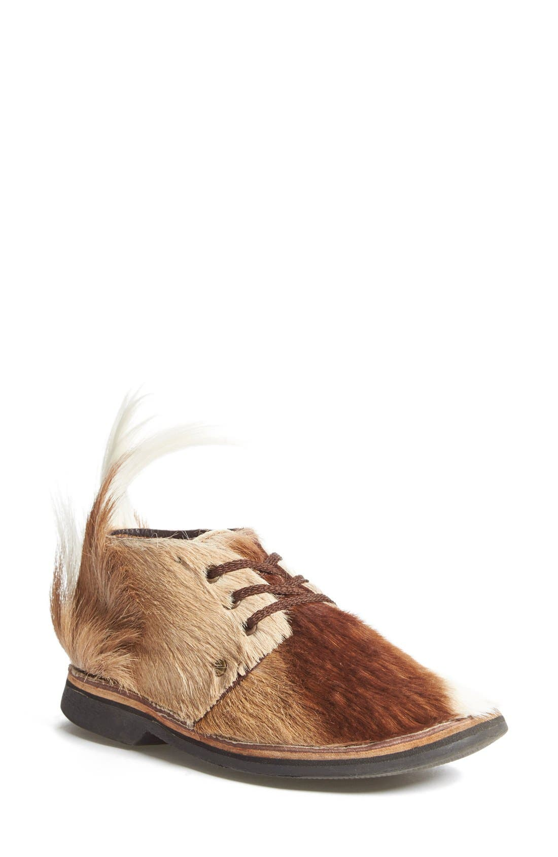 'Erongo' Springbok Vellie Boot,                         Main,                         color, Natural