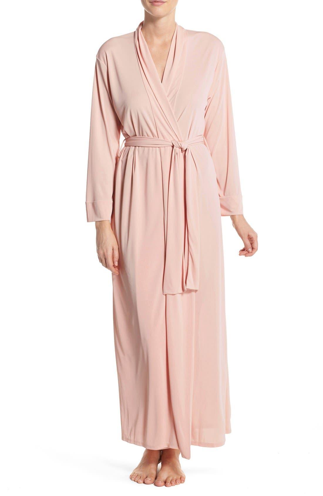 Main Image - Natori 'Aphrodite' Long Robe