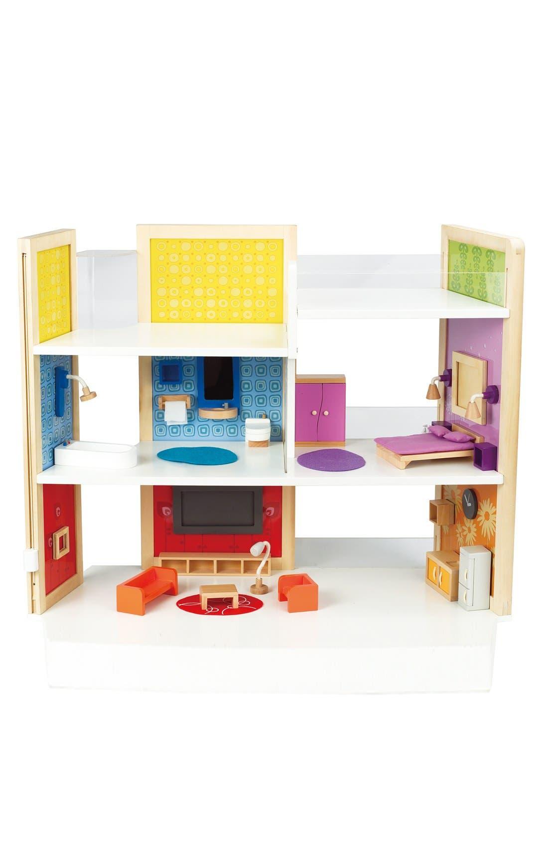 DIY Dream House,                         Main,                         color, Green