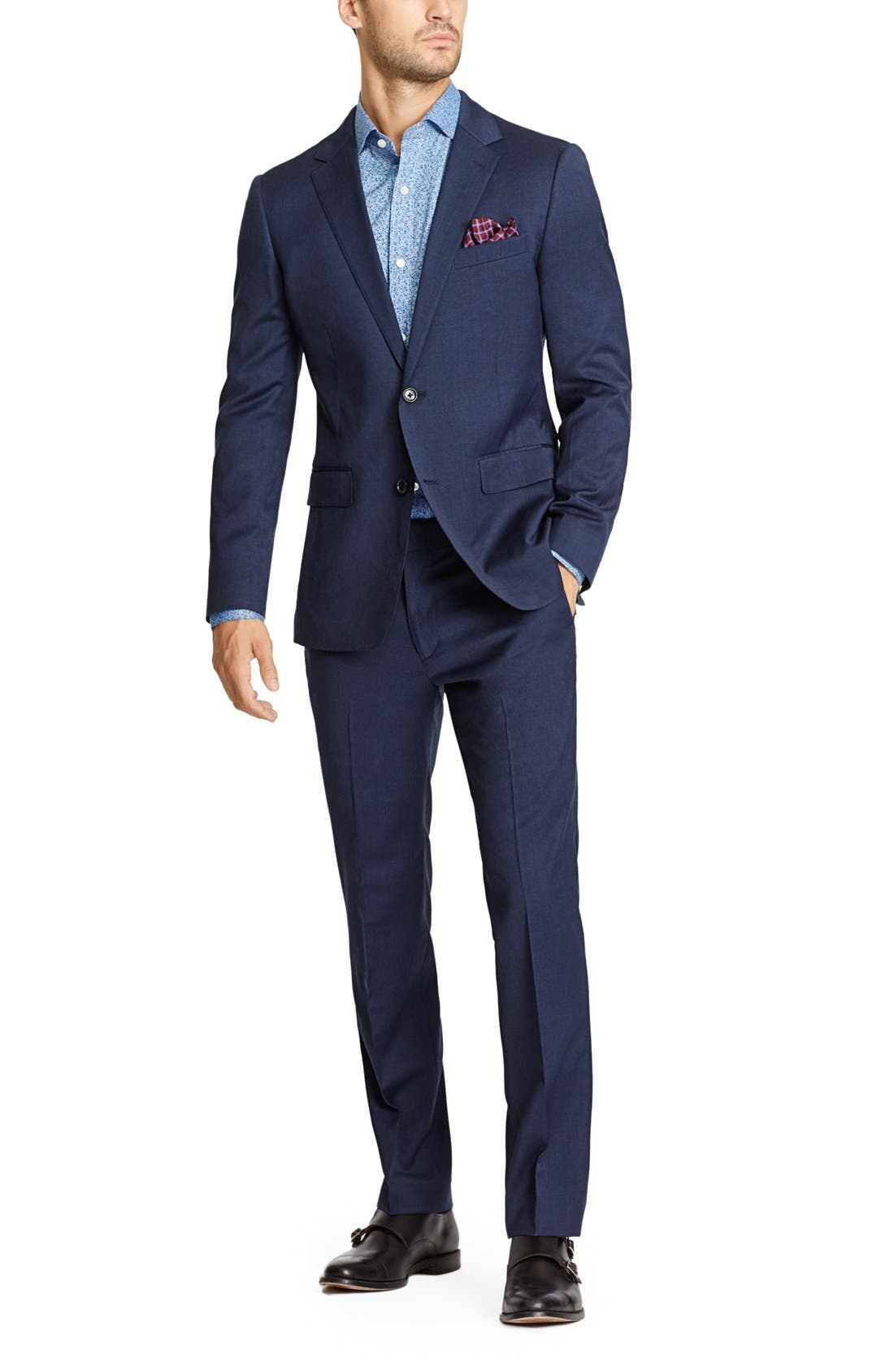 Bonobos 'Jetsetter' Slim Fit Jacket & Trousers