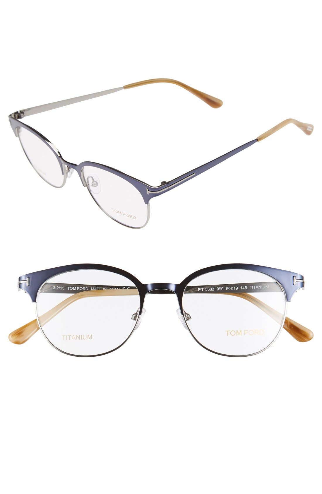 Tom Ford 'FT5382' 50mm Optical Glasses