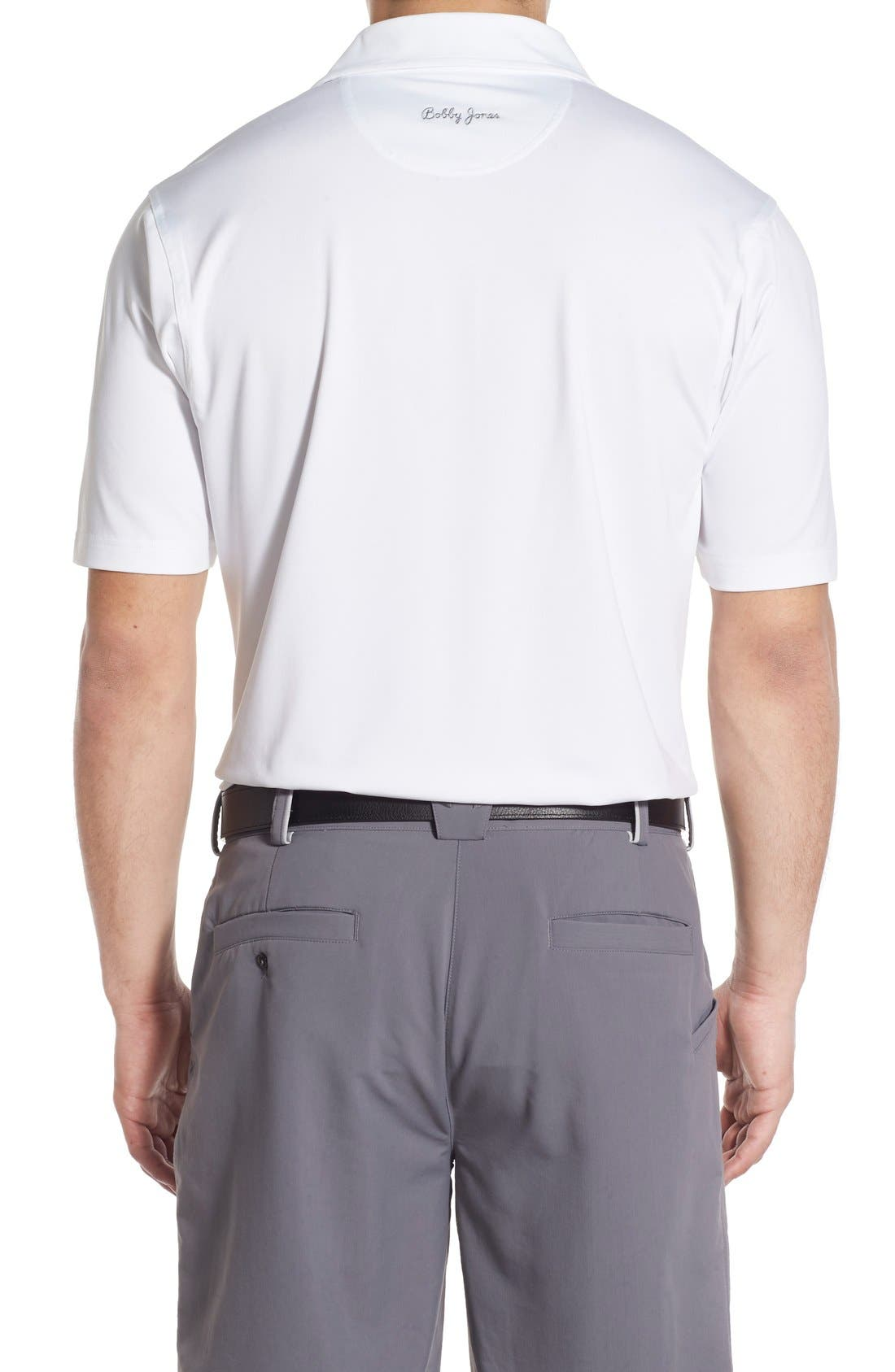 Alternate Image 2  - Bobby Jones XH20 Regular Fit Stretch Golf Polo