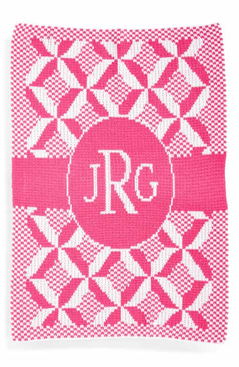 Baby shower gifts nordstrom butterscotch blankees puzzle personalized blanket negle Choice Image