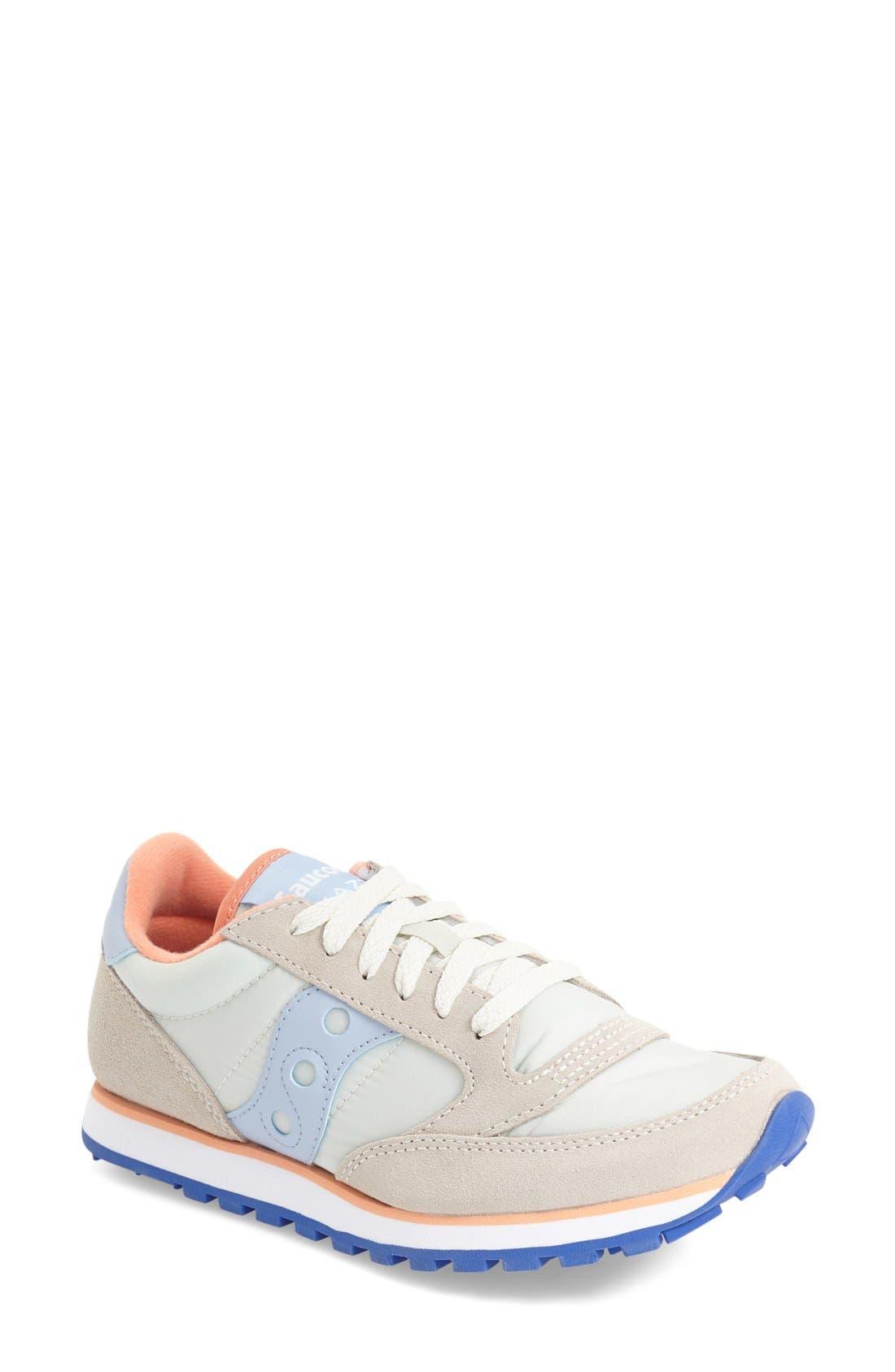 Main Image - Saucony 'Jazz - Low Pro' Sneaker (Women)