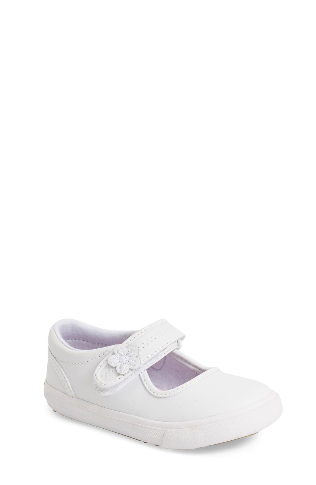 Alternate Image 1 Selected - Keds® Mary Jane (Baby, Walker & Toddler)