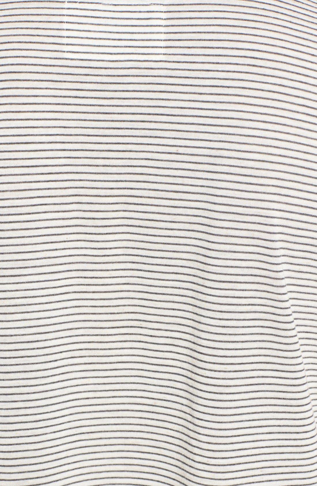 Alternate Image 5  - Sol Angeles 'Crème de la Crème' Stripe Tee