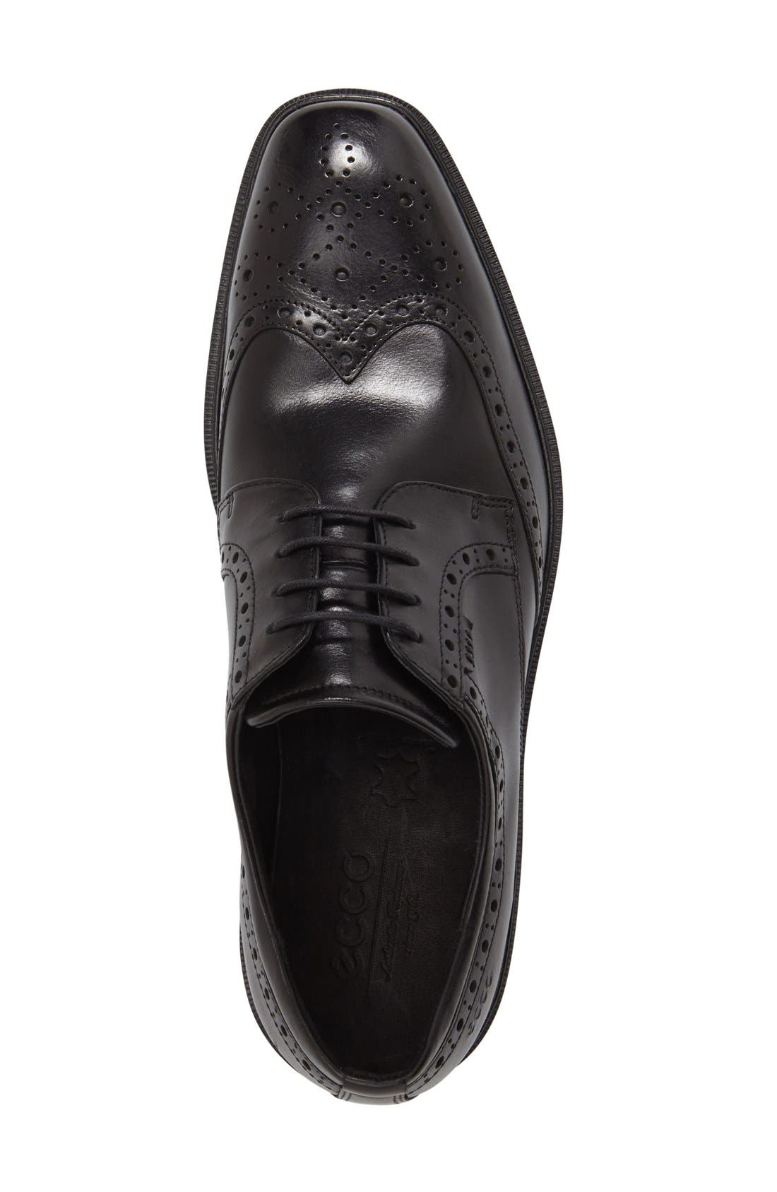 Alternate Image 3  - ECCO 'Illinois' Wingtip Derby (Men)