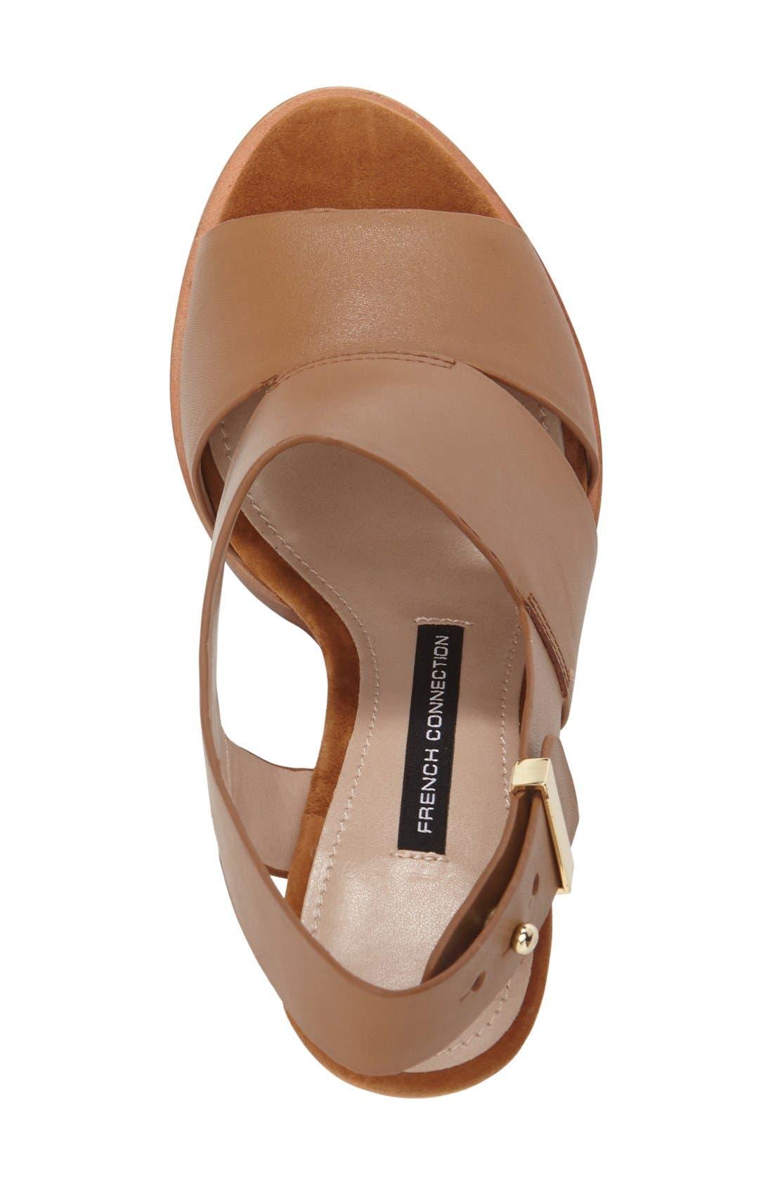 Alternate Image 3  - French Connection 'Urlian' Sandal (Women)