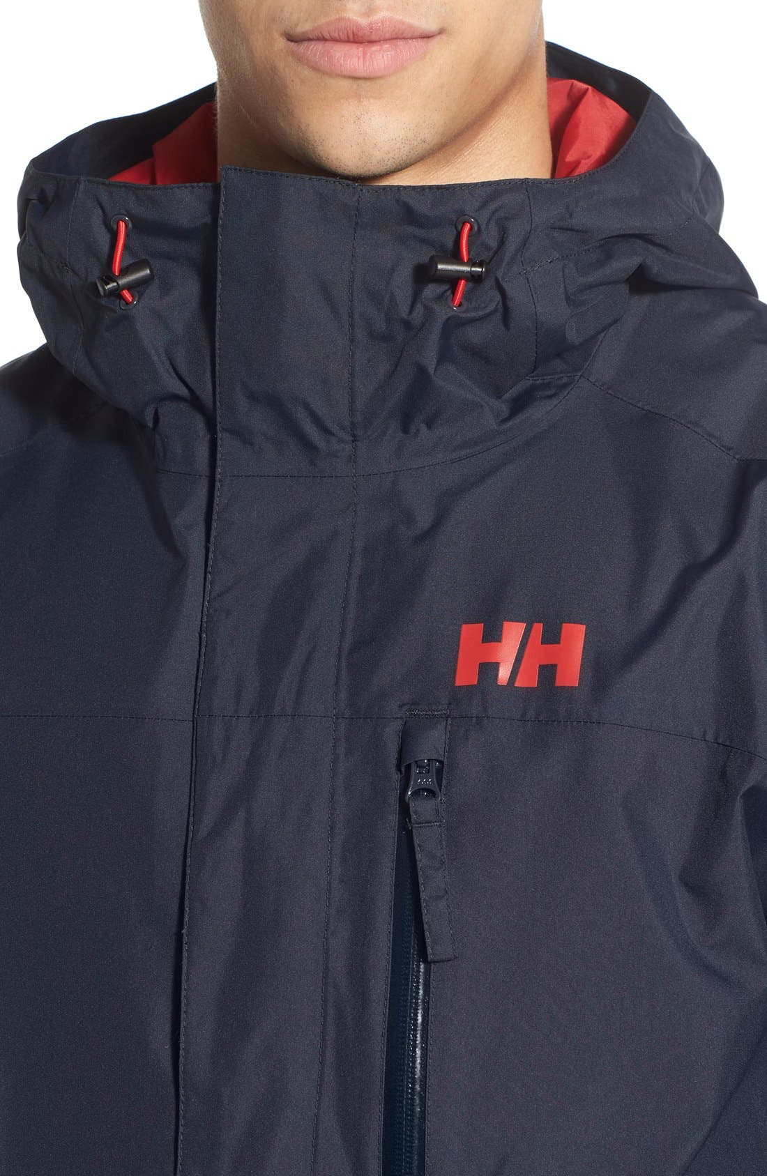 Alternate Image 4  - Helly Hansen 'Vancouver' Packable Rain Jacket