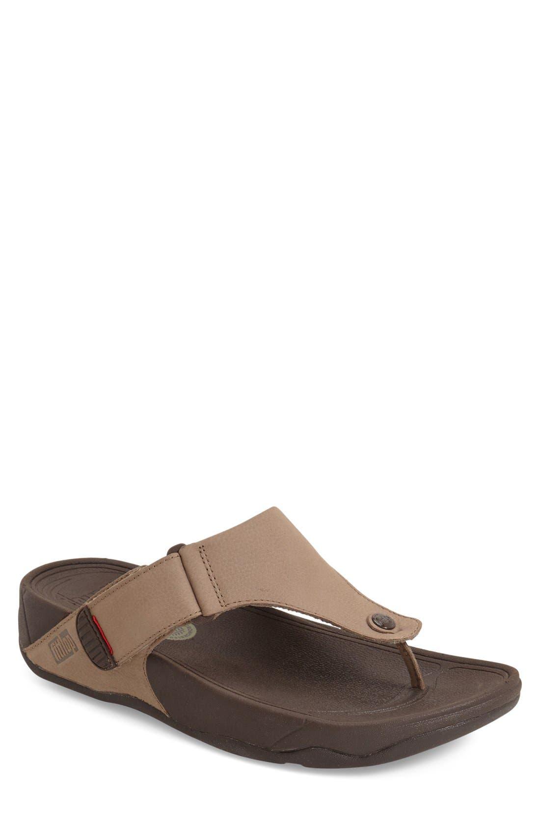 Trakk<sup>™</sup> II Sandal,                         Main,                         color, Timberwolf Nubuck
