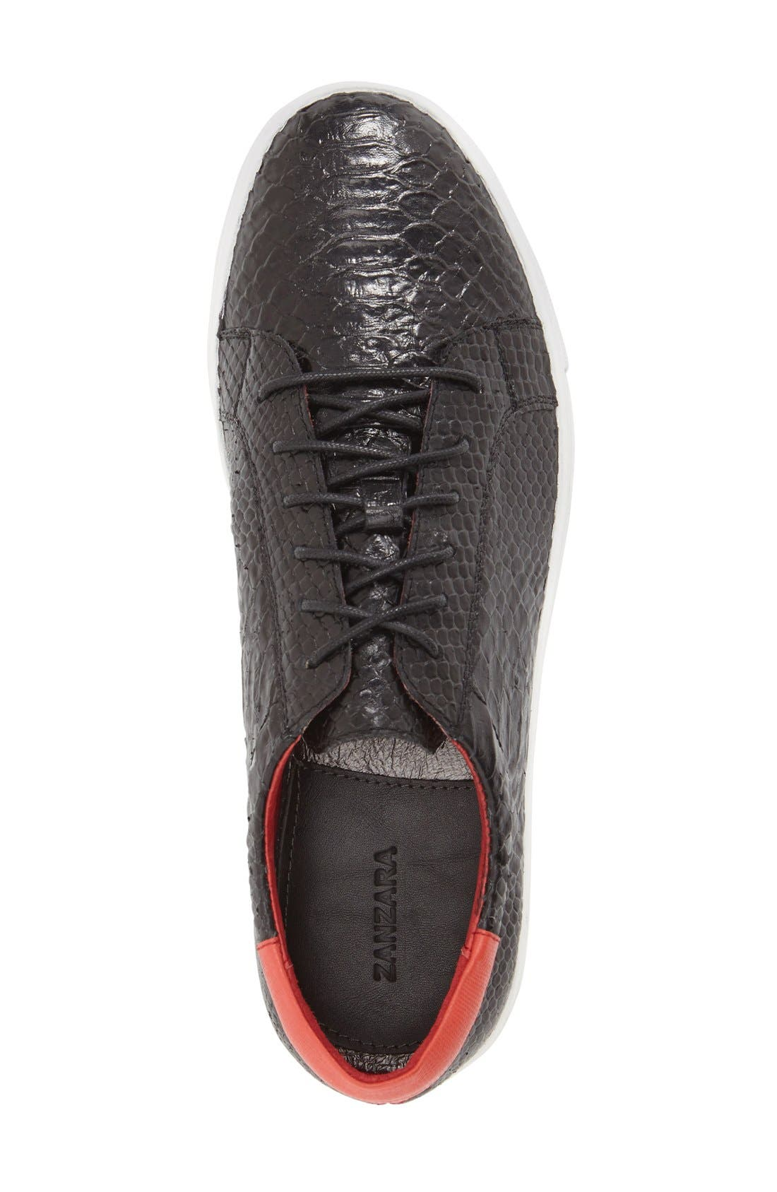 Alternate Image 3  - Zanzara 'Riff' Sneaker (Men)