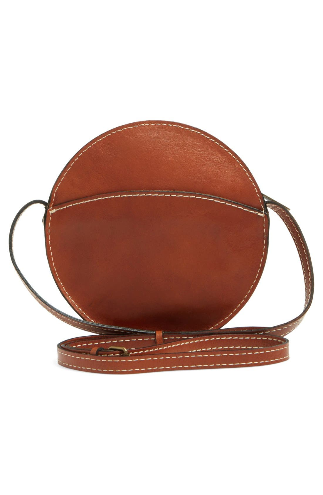 Alternate Image 3  - Patricia Nash 'Small Scafati' Leather Crossbody Bag