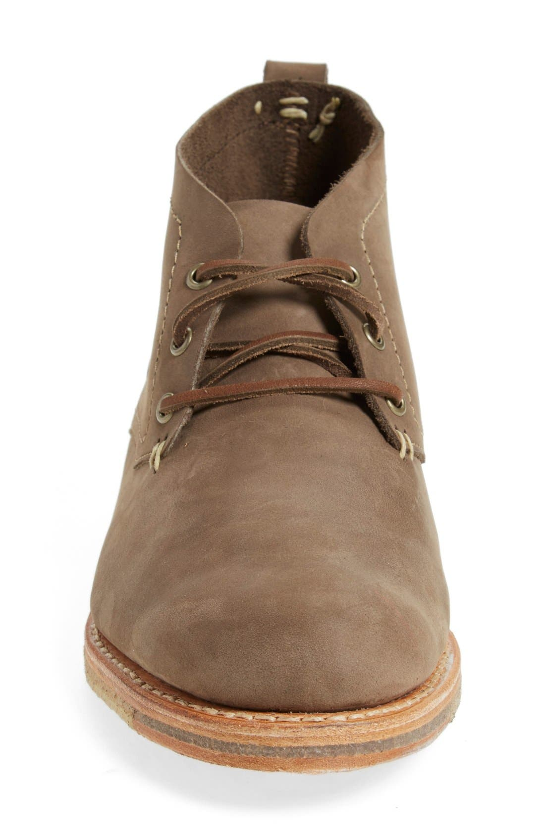 'Leawood' Chukka Boot,                             Alternate thumbnail 3, color,                             Brown