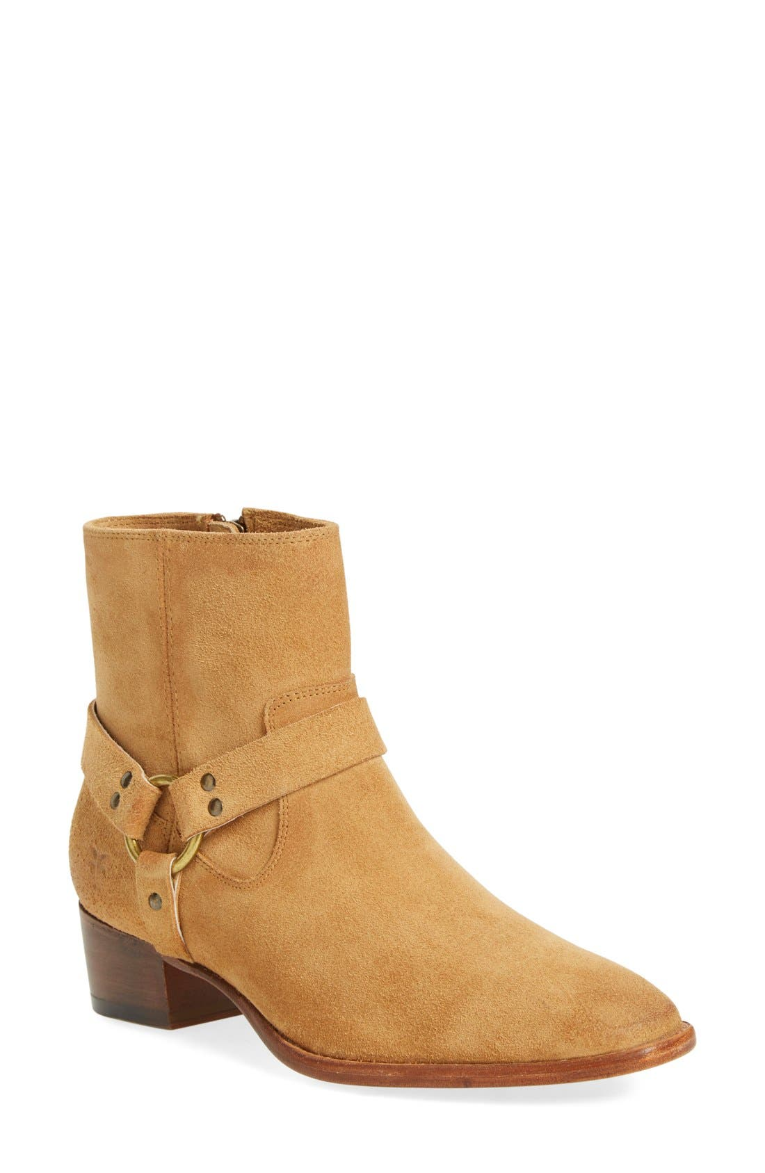 Alternate Image 1 Selected - Frye 'Dara' Harness Boot (Women)