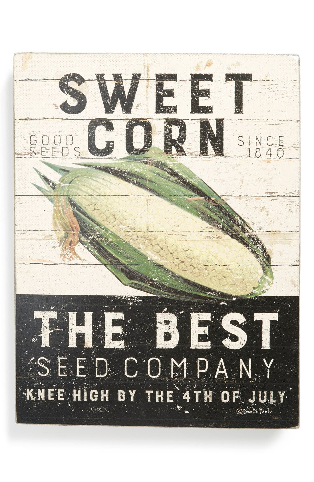 Alternate Image 1 Selected - Primitives by Kathy 'Sweet Corn' Sign