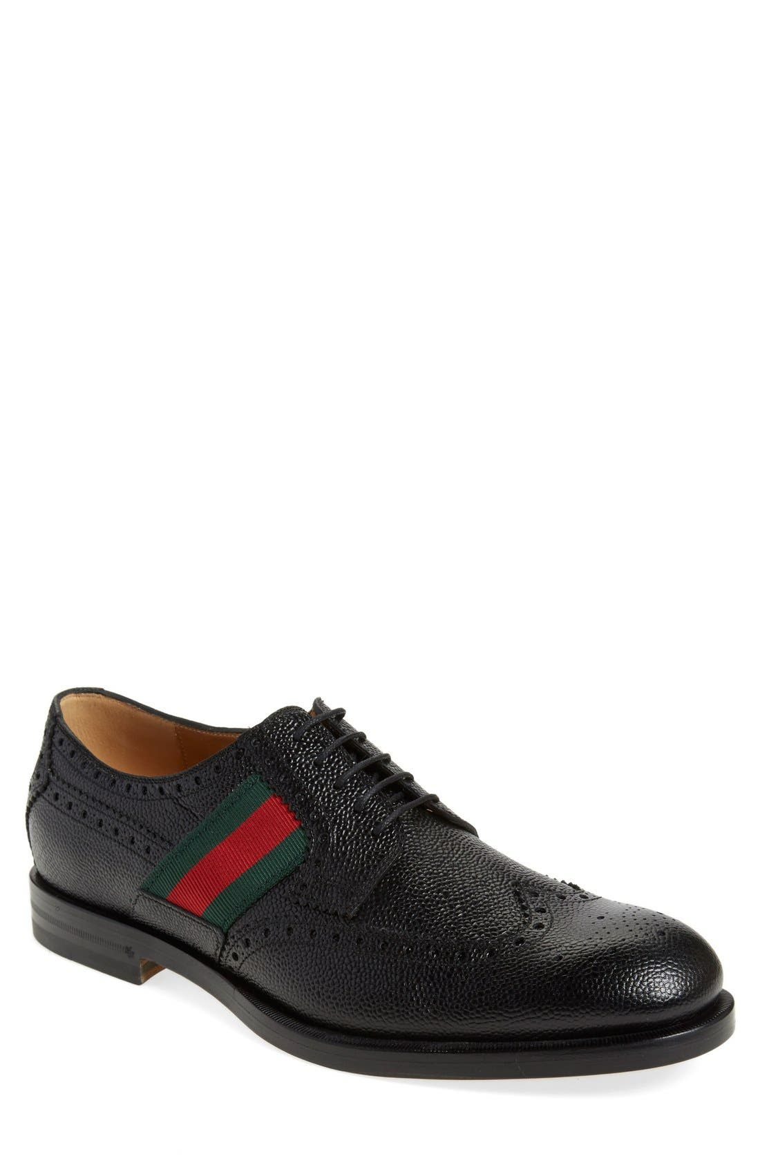 Gucci Strand Wingtip (Men)