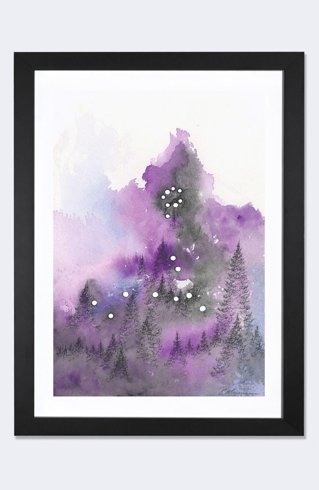 Main Image - iCanvas 'Pisces' Framed Fine Art Print