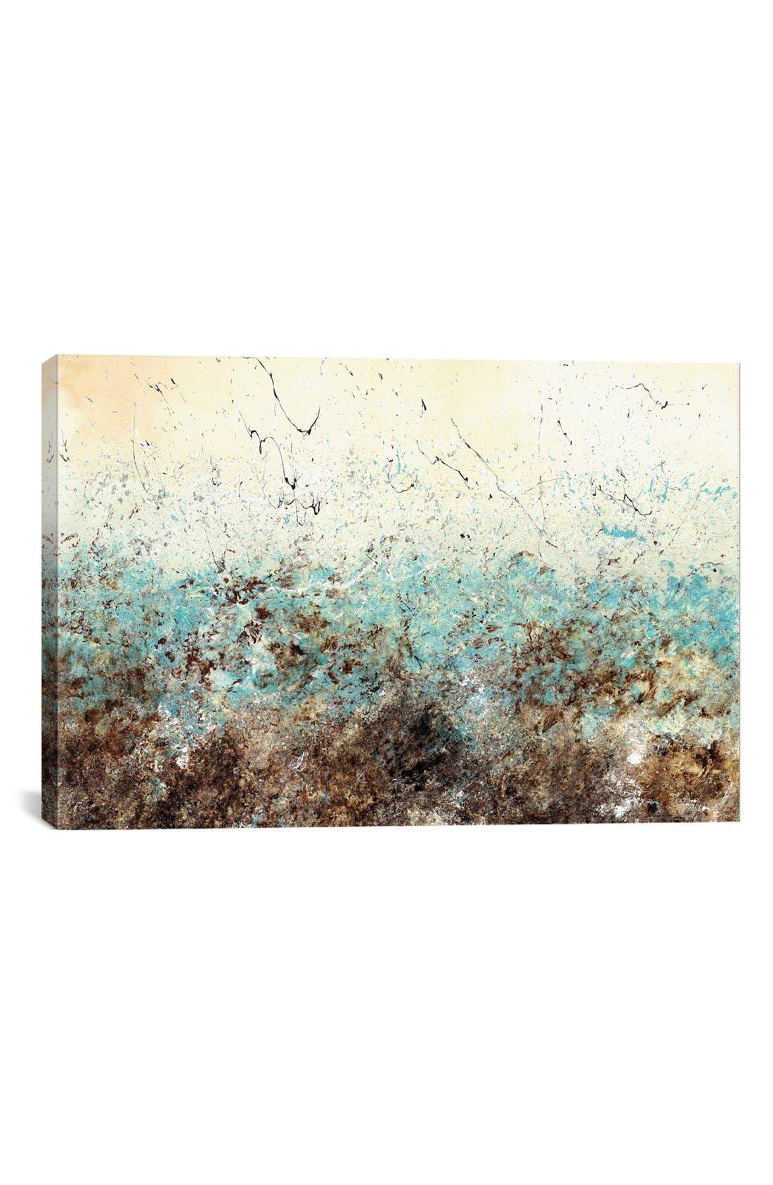 Main Image - iCanvas 'Cadence' Giclée Print Canvas Art