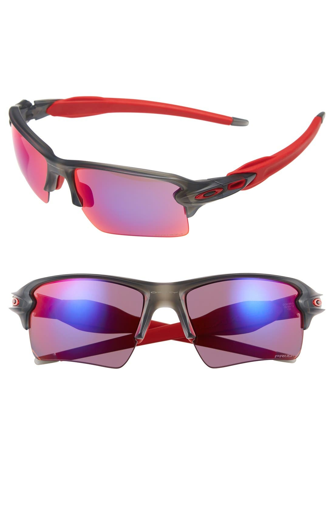 'Flak<sup>™</sup> 2.0 XL' 59mm Sunglasses,                             Main thumbnail 1, color,                             Black