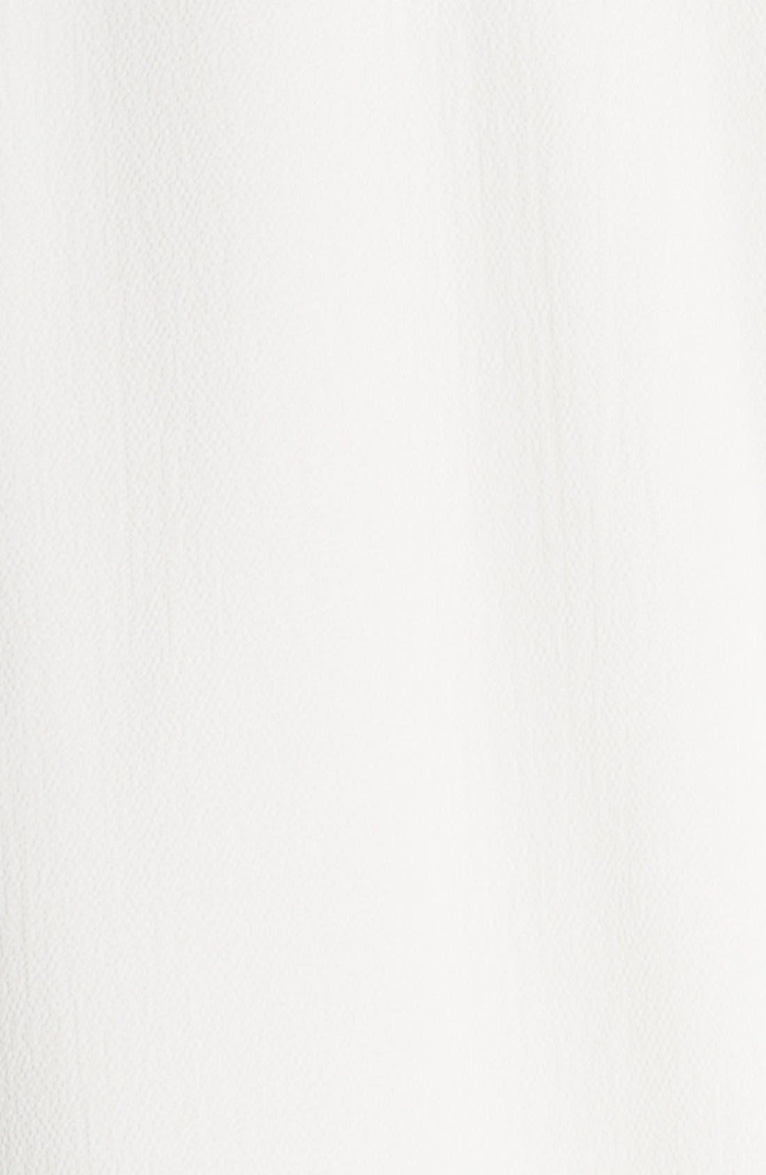 Alternate Image 5  - Misha Collection 'Olympia' Cape Sleeve Jumpsuit