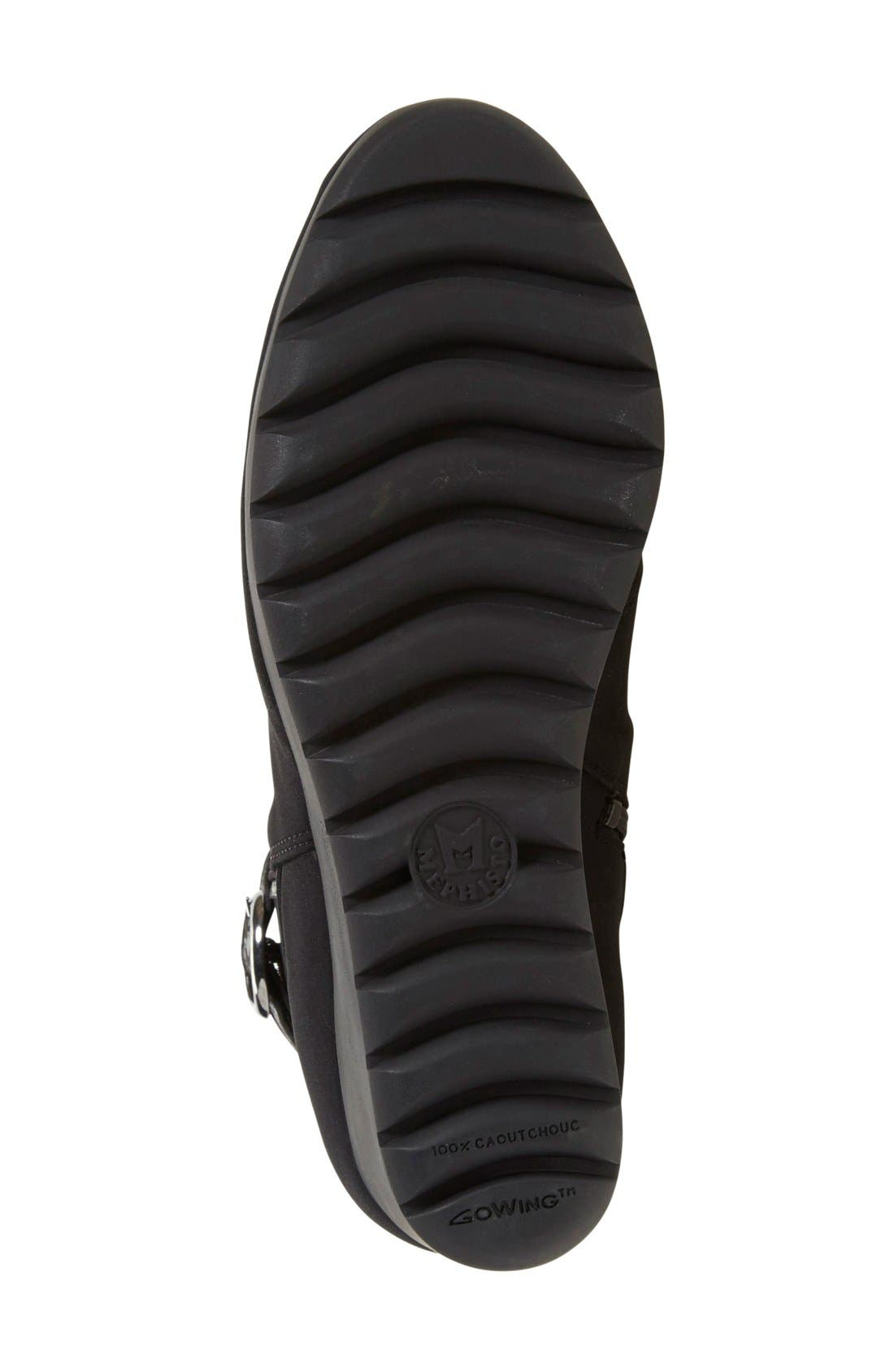 Alternate Image 4  - Mephisto 'Tyba' Waterproof Wedge Bootie (Women)