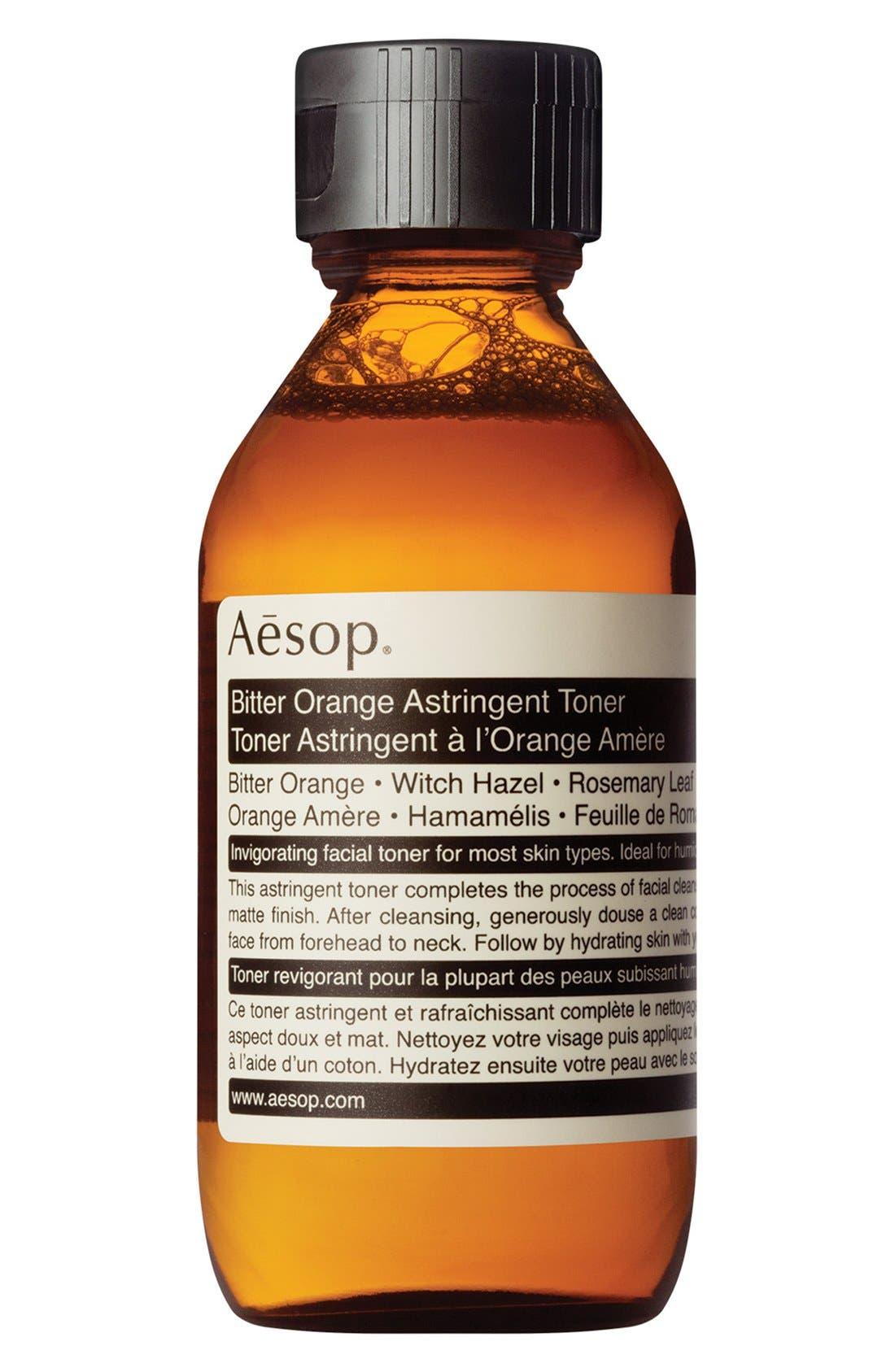 Aesop Bitter Orange Astringent Toner