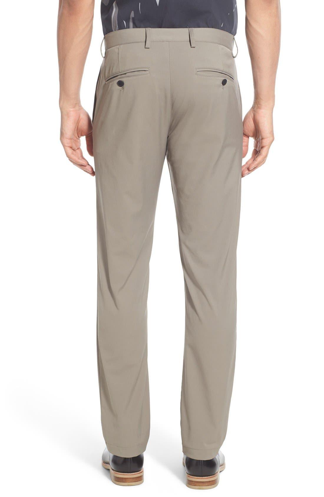 'Zaine Neoteric' Slim Fit Pants,                             Alternate thumbnail 2, color,                             Sidewalk