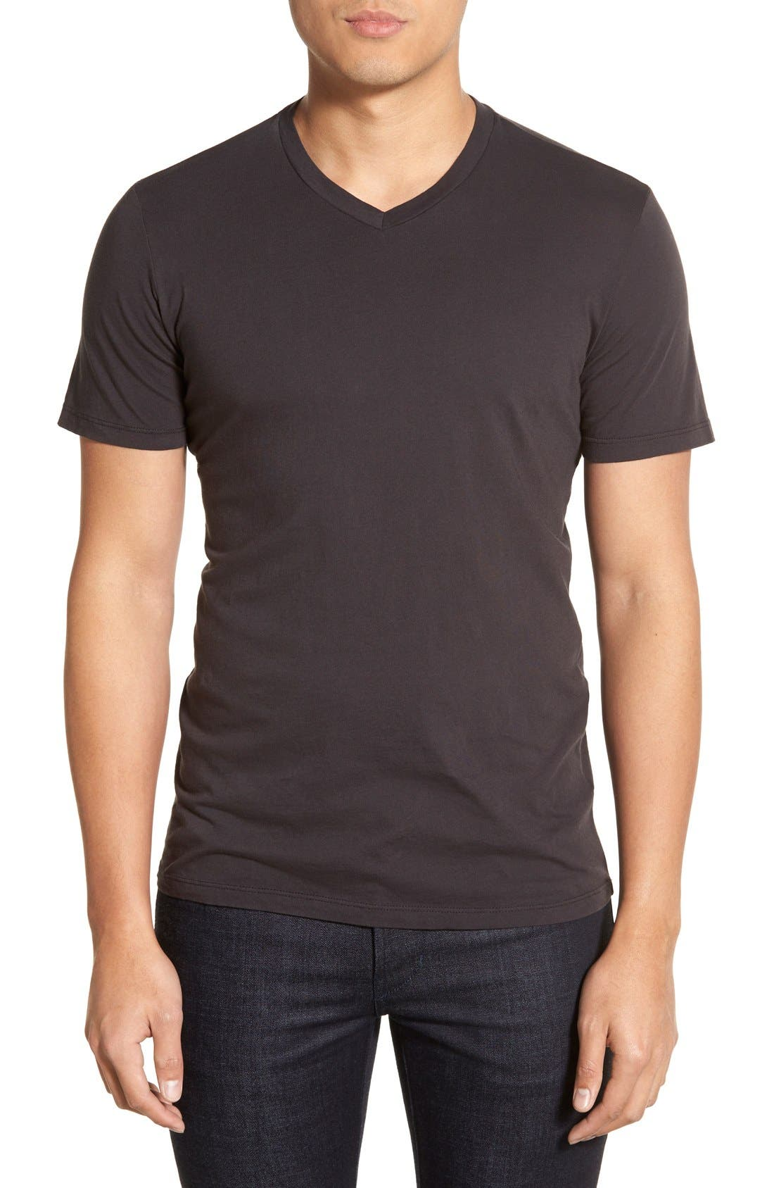 Velvet by Graham & Spencer 'Samsen' V-Neck T-Shirt