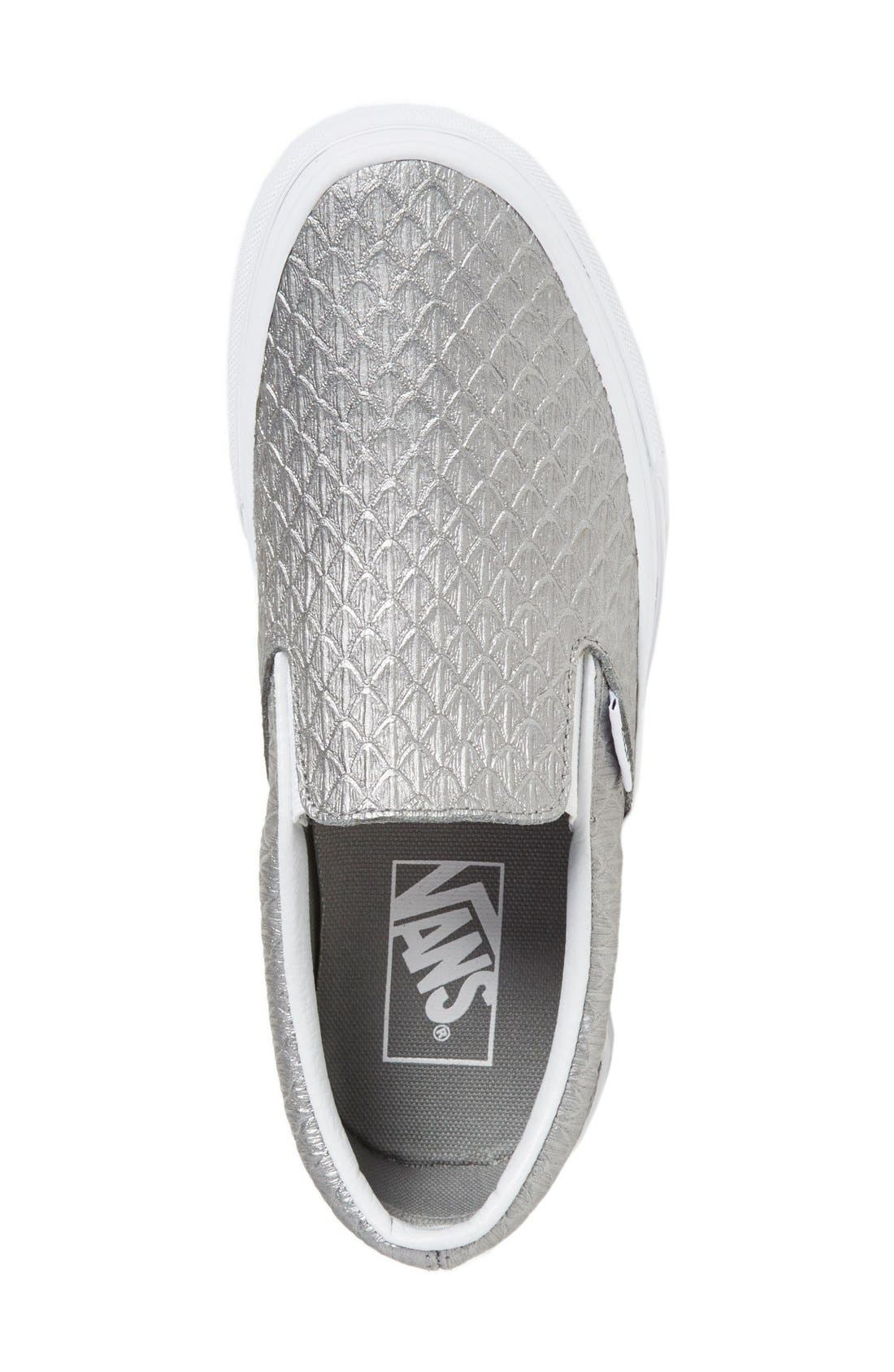 Alternate Image 3  - Vans Classic Slip-On Sneaker (Women)