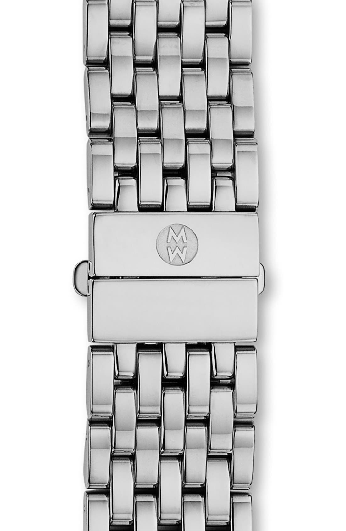 Alternate Image 1 Selected - MICHELE Serein 16 16mm Bracelet Watchband