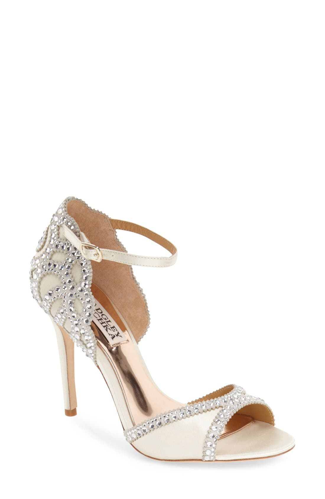 Alternate Image 1 Selected - Badgley Mischka 'Roxy' Sandal (Women)