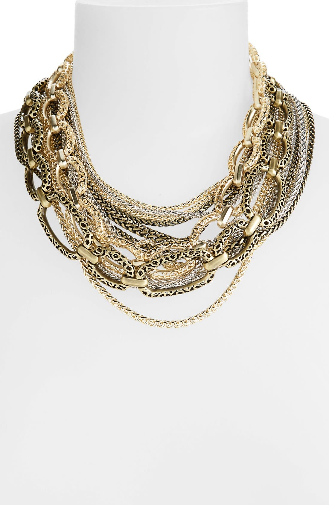 Alternate Image 2  - Kendra Scott 'Marci' Mulistrand Collar Necklace