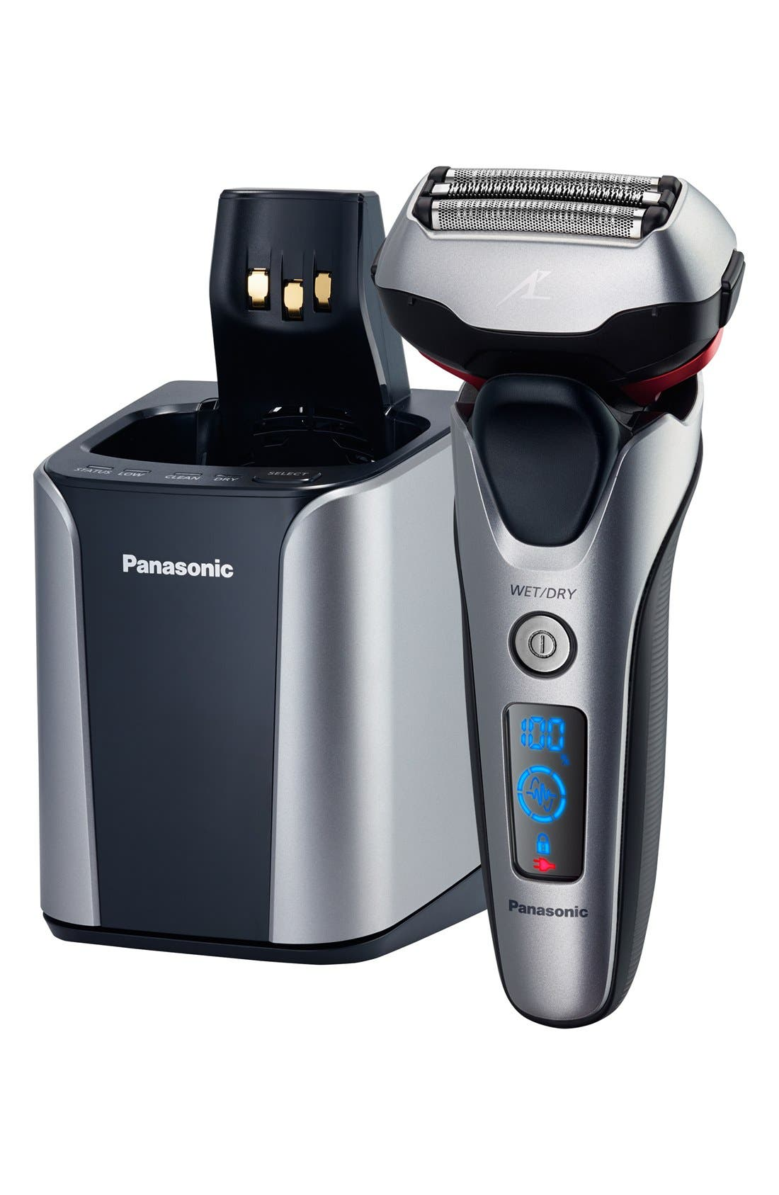 Panasonic 'ARC3' 3-Blade Wet/Dry Shaver & Cleansing Station (Nordstrom Exclusive)