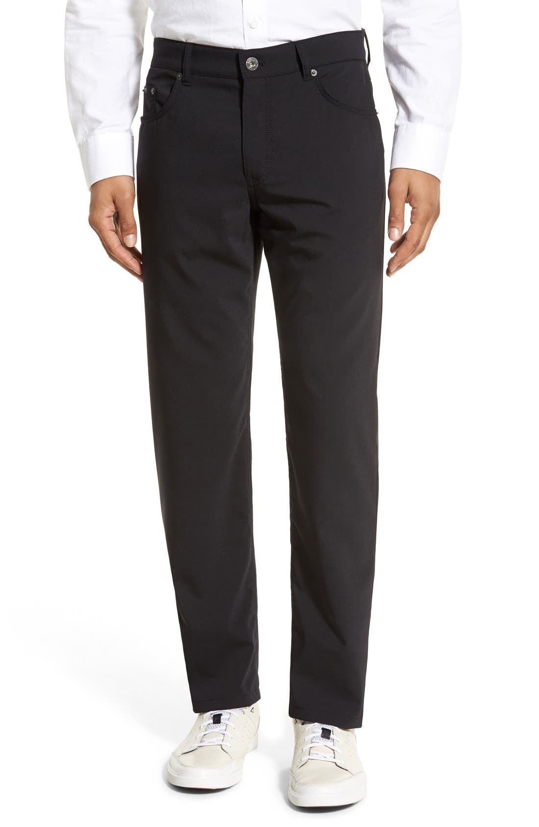 BRAX Manager Five-Pocket Wool Pants