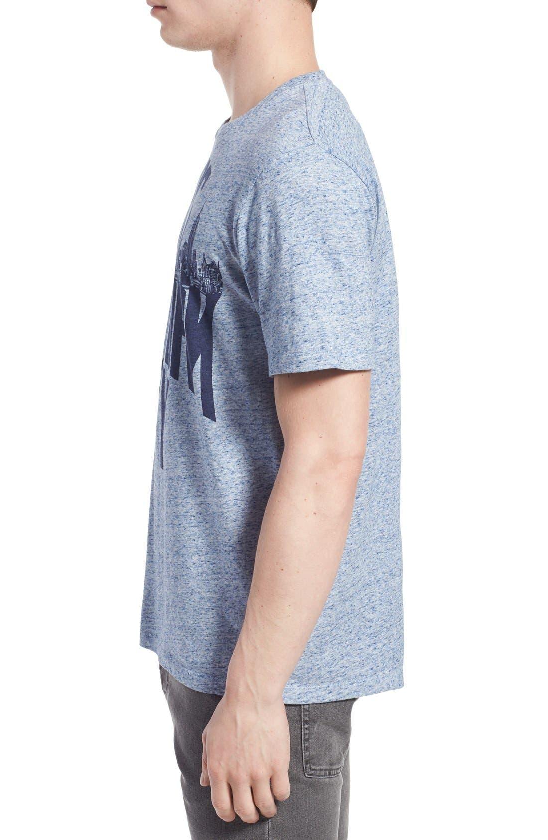 Alternate Image 3  - PRPS 'Catcher' Trim Fit Crewneck T-Shirt