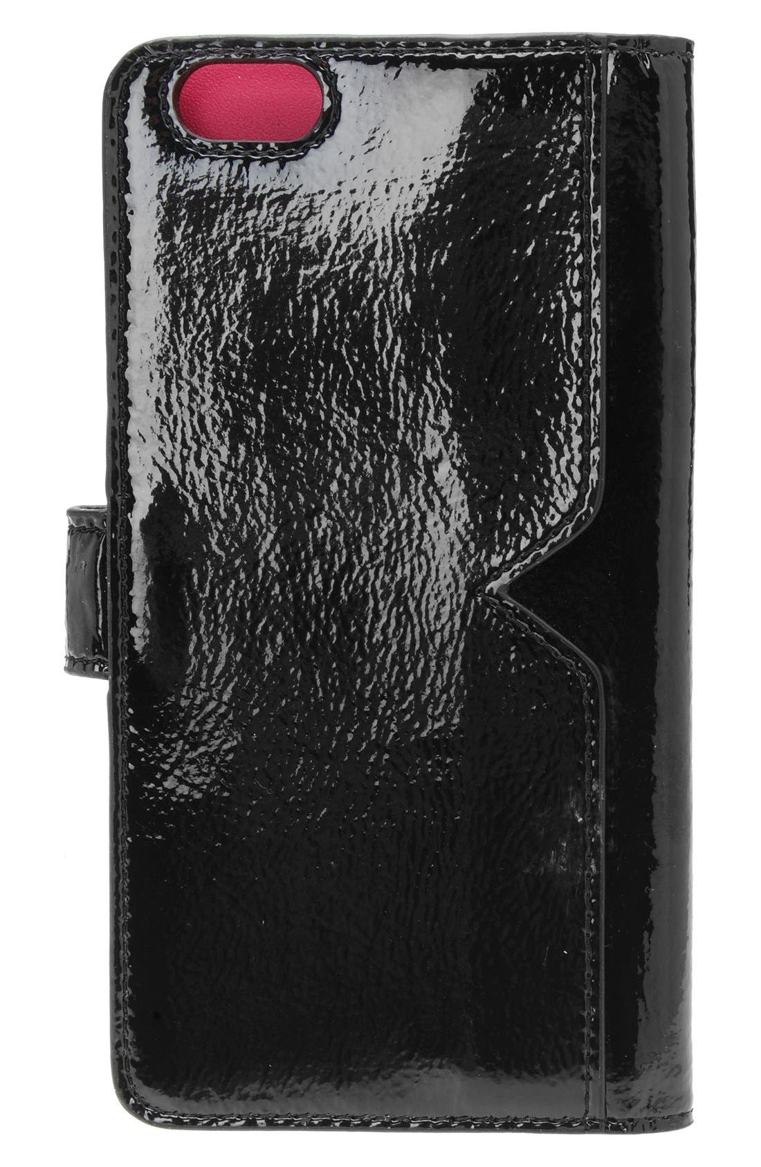 Alternate Image 2  - Mobileluxe iPhone 6 Plus Wallet Case