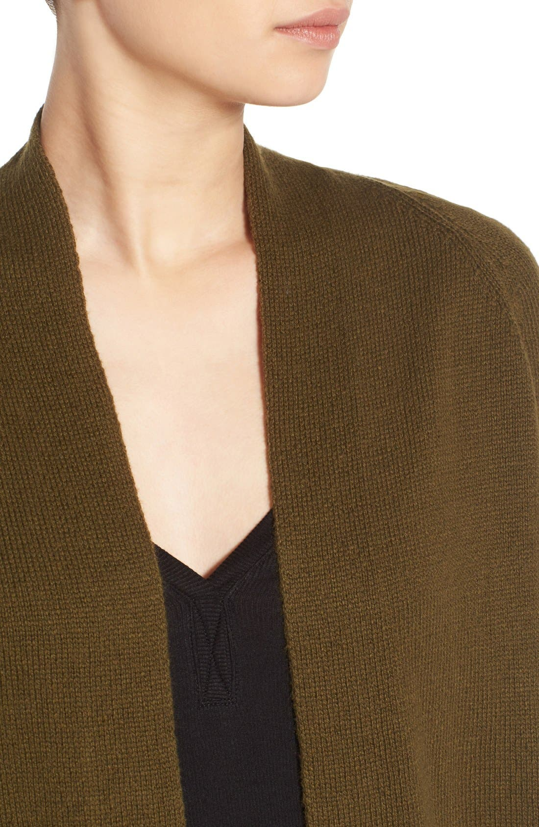 Alternate Image 4  - BP. Open Front Cardigan