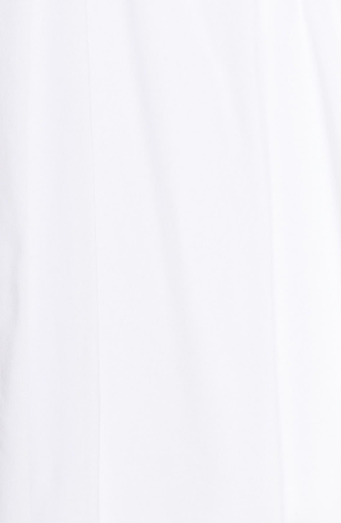 Alternate Image 5  - Elan Crochet Racerback Cover-Up Dress
