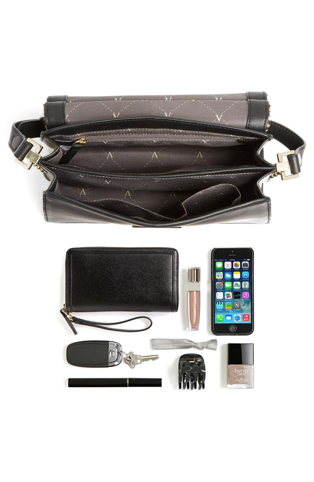 Alternate Image 6  - Vince Camuto 'Abril' Leather Shoulder Bag
