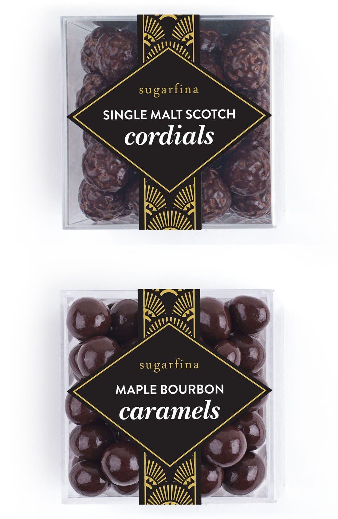 sugarfina 'Scotch & Bourbon' Candy Boxes (Set of 2)