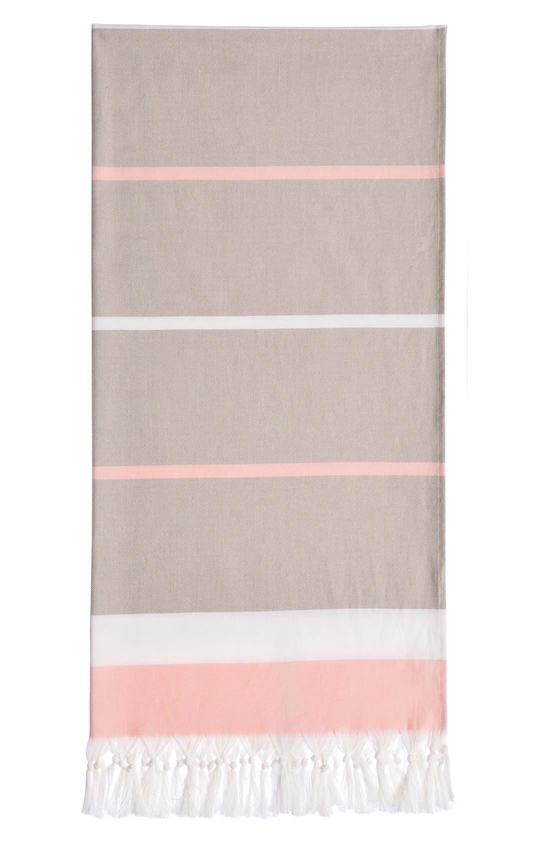 Alternate Image 1 Selected - Linum Home Textiles 'Seaside Fun' Turkish Pestemal Towel