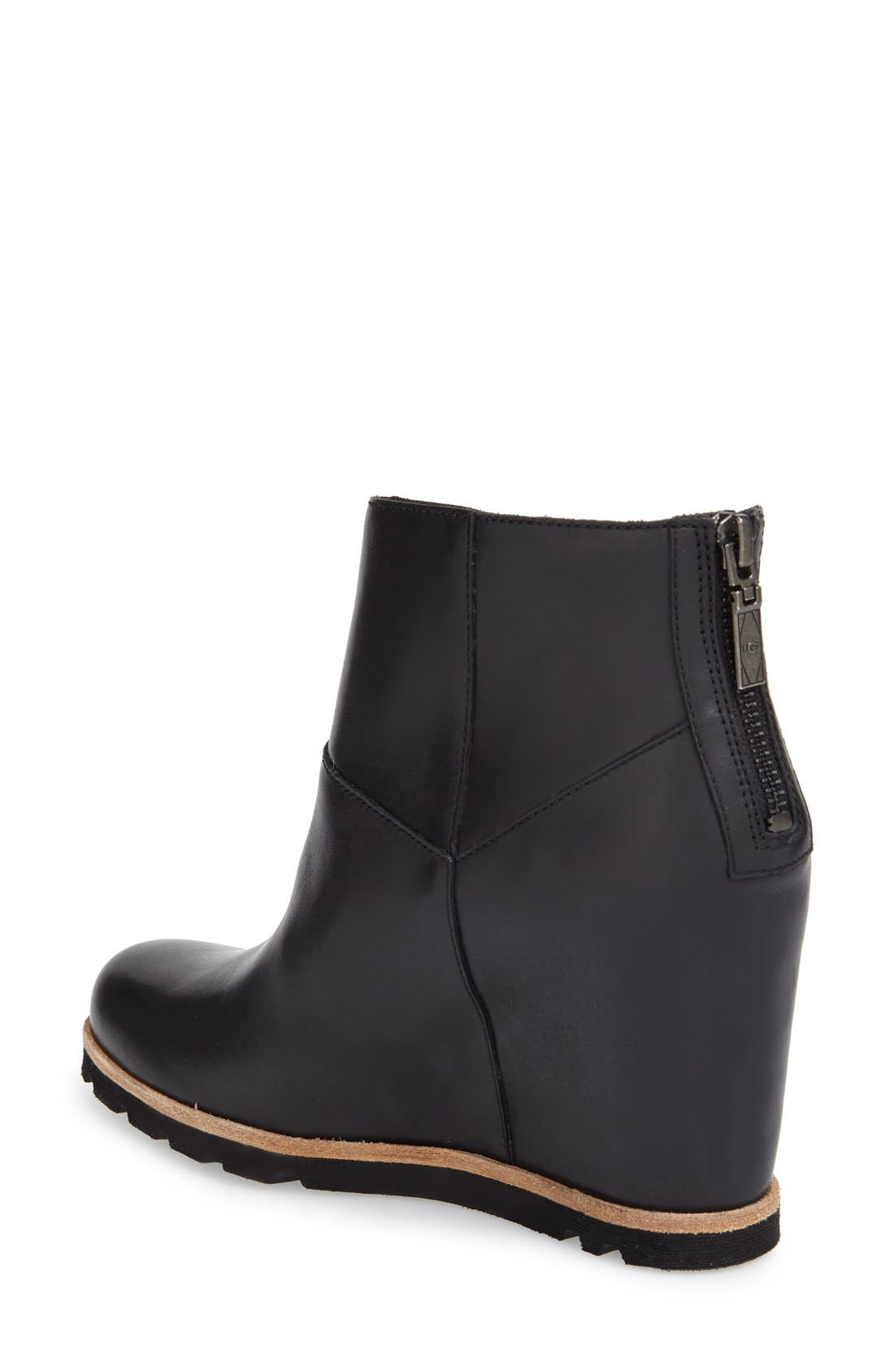 Alternate Image 2  - UGG® 'Amal' Wedge Boot (Women)