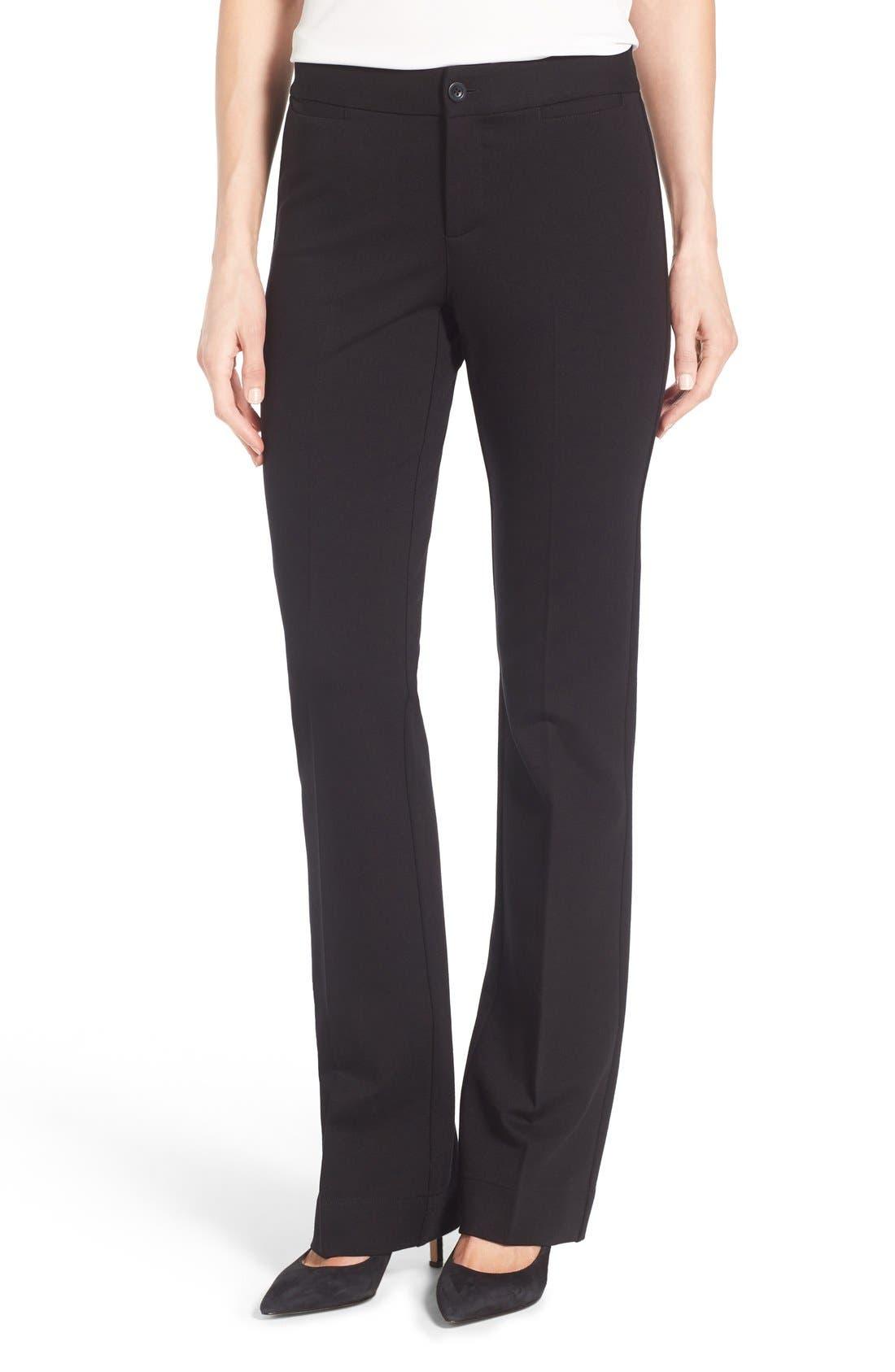 NYDJ Michelle Stretch Ponte Trousers (Regular & Petite)