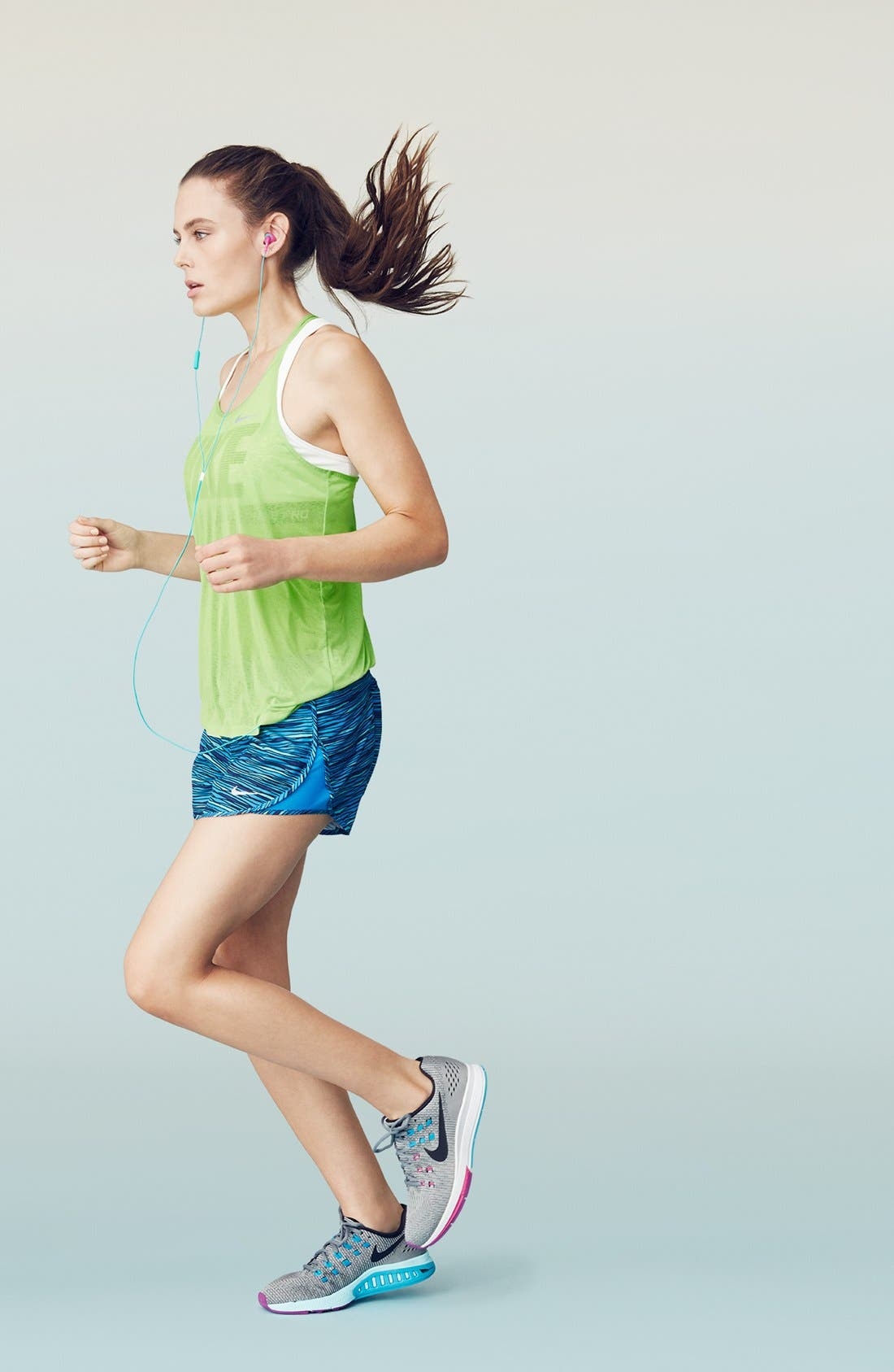 Alternate Image 8  - Nike 'Pro - Classic' Dri-FIT Padded Sports Bra